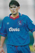 Football Photo NEIL SHIPPERLEY Chelsea 1994-95