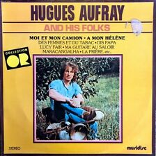Hugues Aufray and His Folks - Vinyl LP 33T