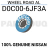D0C006JF3A Genuine Nissan WHEEL ROAD AL D0C00-6JF3A