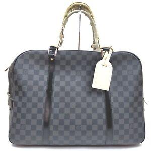 Louis Vuitton Business Bag N48118 Black Damier Graphite 841163