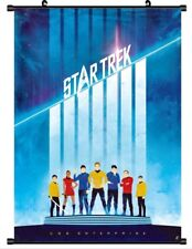 "Hot American Movie Star Trek Art Poster Wall Scroll Home Decor 8/""x12/"" C54"