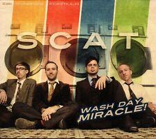CD SCAT Wash Day Miracle! Australian Contemporary Jazz RARE digipak