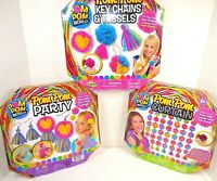 Craft Kit Kids Choice  Pompom Weaving  Christmas Gifts + New