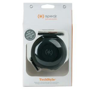 Speck Packet Case For Sony JBL Beats Bose Shure Airpods In-Ear Headphones Black