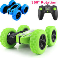 Powerful Wall Climbing Remote Control Car Radio Controlled Stunt Racing Kids Toy