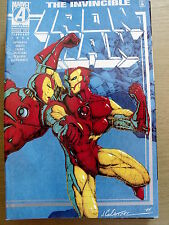 IRON MAN The Invincible n°325 1996 ed. Marvel Comics   [SA14]