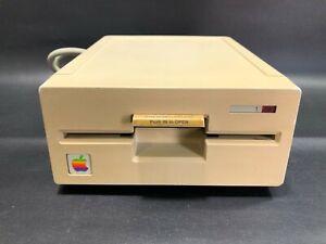 """Vintage Apple 5.25"""" Disk Drive Model M0107"""