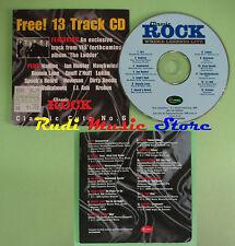 CD CLASSIC ROCK CLASSIC CUTS 6 compilation PROMO 1999 YES NADINE HAWKWIND (C25*)
