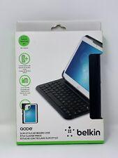 Belkin QODE Universal Bluetooth Wireless Portable Keyboard Case 10 Inch Tablet