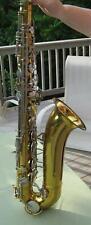 Vintage King Tenor Sax