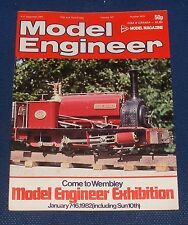 MODEL ENGINEER 4TH-17TH DECEMBER 1981 VOLUME 147 NUMBER 3670