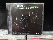 "RO & THE SKULLBOYS  ""Las Cintas Del Sótano"" - CD"