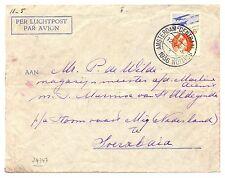 NEDERLAND  S.M.N. 1936   CV  =MARNIX VAN ST.ALDEGONDE= AAN BEMANNING  FINE