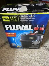 New listing Fluval 206 Canister Filter Gph Aquarium Free Shipping