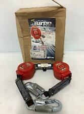 Miller Twin Turbo Lite Personal Fall Limiter 6ft 400lb Capacity Mflb 36ft Nib