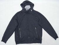 Burton Mens Size 2XL Cotton Blend Grey Jacket