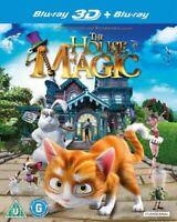 La Casa De Magia 3D+2D Blu-Ray Nuevo Blu-Ray (OPTBD2652)