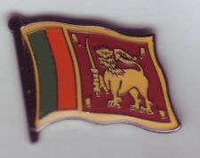 Sri Lanka Flaggenpin,Flagge,Flag,Pin,Badge