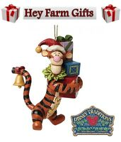 Disney Traditions Tigger From Winnie The Pooh Hanging Christmas Tree Decoration