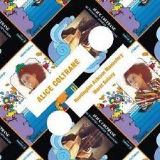 ALICE COLTRANE - HUNTINGTON ASHRAM MONASTERY/WORLD GALAXY  CD NEU