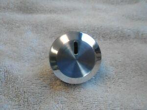 Kitchenaid  Cook top , Parts: W10298840 Black/Chrome Downdraft Fan Knob