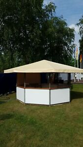 Pavillon 5 x 5