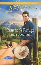 Love Inspired: Rancher's Refuge by Linda Goodnight (2012, Paperback)