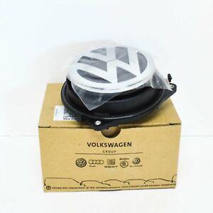 VW PASSAT CC 357 Boot Lid Release Handle Badge 3C5827469KULM NEW GENUINE