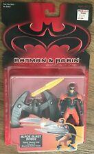 "Kenner 1997 Batman & Robin ""Blade Blast Robin"" Action Figure DC Comics"