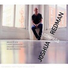 """JOSHUA REDMAN """"COMPASS"""" CD NEW+"""