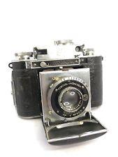Certo Dollina II Kamera camera mit Steinheil München Cassar 2.9/5 cm TESTED #485