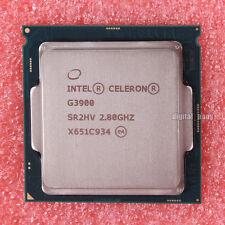 Intel Celeron Dual-Core G3900 2.8 GHz CPU Processor SR2HV LGA 1151