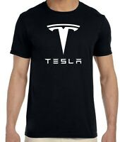 Tesla Auto , Model S Electric Car  T-Shirt
