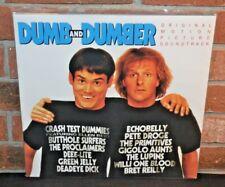 DUMB AND DUMBER - Soundtrack, Ltd 1st Press 2LP WHITE VINYL+ Etch Gatefold NEW!