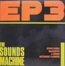 "(7"" Vinyl)The Sounds Machine-Sounds Machine-MACH 3-1988-Ex/Ex"