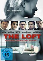 THE LOFT - WENTWORTH MILLER/KARL URBAN/JAMES MARSDEN/ERIC SONTESTREET/+ DVD NEU
