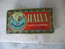 """Ancienne boite Halva  """"le Bosphore"""""""