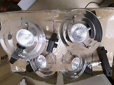 Lot de 4 spots halogène 20 watts /12volts