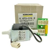 Genuine Gotec Bomba Para Karcher Puzzi 100/200 + Karcher placa de circuito 66823910