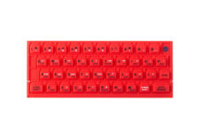 Sinclair ZX Spectrum 16K/48K Replica Keyboard Mat - Color Red