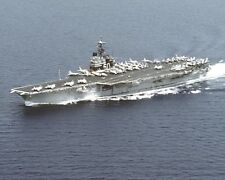 USS SARATOGA 8X10 PHOTO NAVY US USA MILITARY AIRCRAFT CARRIER PICTURE