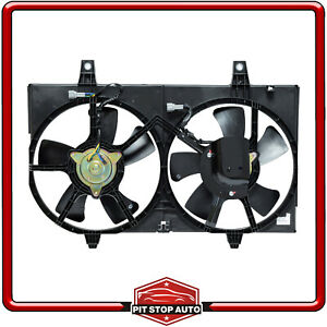 New Dual Radiator and Condenser Fan Assembly for Maxima I30