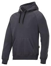 Snickers Workwear 2800 Classic Hoodies Mens Hoodies SnickersDirect Steel Grey