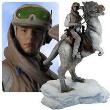 Gentle Giant Star Wars Epv Esb Hoth Luke Skywalker on Tauntaun Statue Sealed !