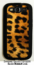 NEW Ladies For Samsung Galaxy s3 Animal Leopard Fashion Print Phone Case Cover