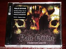 Pale Divine: Cemetery Earth 2 CD Set 2014 Shadow Kingdom Records SKR084DCD NEW