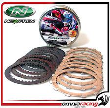 Dischi Frizione Clutch NewFren Conduttori+Condotti Ducati 1098 / S 2007 07>08