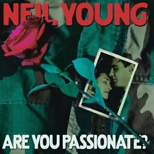 Neil Young - Are You Passionate? [CD]