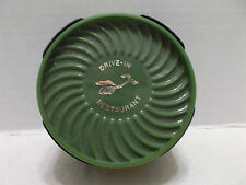 Drive In Restaurant Set Of Six Coasters With Caddy Ritepoint U.S.A.