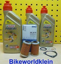 BMW R45 R50 R60 R65 R75 R80 R100 con radiador aceite MAHLE FILTRO DE +